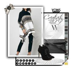 """Yoins 10."" by belma-cibric ❤ liked on Polyvore featuring Balenciaga, yoinscollection and loveyoins"