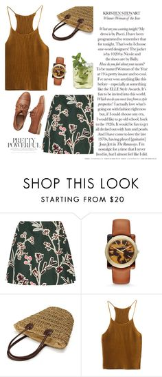 """""""Pretty in Summer"""" by dindydind ❤ liked on Polyvore featuring Marni, Michael Kors and Gap"""