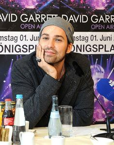 David Garrett beautiful♡ David!