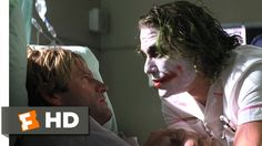 The Dark Knight (6/9) Movie CLIP - Agent of Chaos (2008) HD