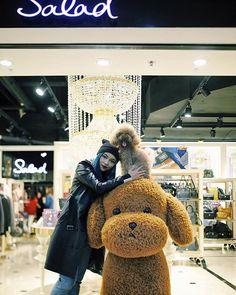 大哥對在SALAD找到另一個自己表示高興 @salad_hk @bauhaus_hk via SENSE7 MAGAZINE OFFICIAL INSTAGRAM - Celebrity  Fashion  Haute Couture  Advertising  Culture  Beauty  Editorial Photography  Magazine Covers  Supermodels  Runway Models