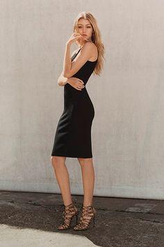 Gigi Hadid Topshop campaign pictures  | Harper's Bazaar