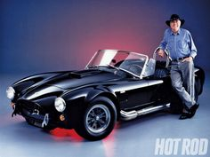 Carroll Shelby During the 60s