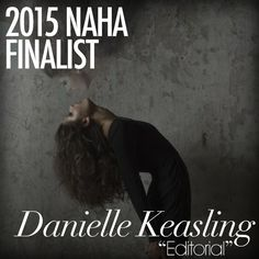 "We loved being able to catch up with one of our favs, Danielle Keasling, a finalist in this year's ""Editorial"" category."