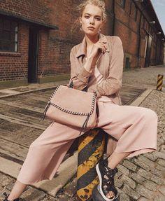 Prüne Summer Campaign 2017 Chloe, Romantic, Shoulder Bag, Bags, Life, Fashion, Purses, Elegant, Style