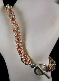 Byzantine Chain | JewelryLessons.com