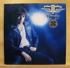 PETER MAFFAY - Steppenwolf - mint minus - Vinyl LP - OIS - So bist du - Roadie