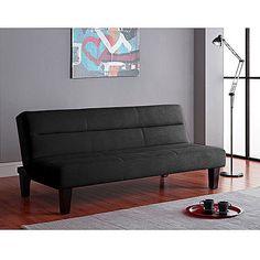 Kebo Futon Sofa Bed, Multiple Colors  Dorm ideas