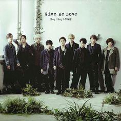 #heysayjump #givemelove