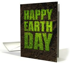 Earth Day card (805274) by Nicole Kostovski