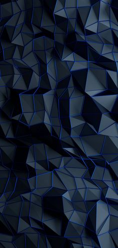 Abstract geometric iPhone wallpaper pack