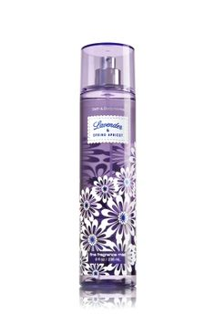 Lavender & Spring Apricot - Fine Fragrance Mist -Signature Collection - Bath & Body Works