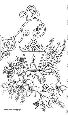 Amazing Gingerbread House Coloring Page | Coloring Books | Pinterest ...