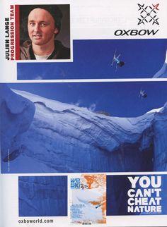WeSki - French Magazine - Julien Lange - Ski Team - March12
