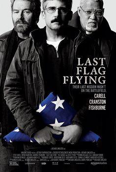 Starring Steve Carell, Bryan Cranston, Laurence Fishburne | Directed by Richard Linklater | Comedy, Drama