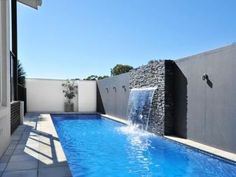 Photo of a modern pool from a real Australian home - Pool photo 8831021