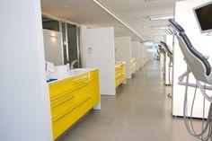 #dentalartitaly #dentaloffice #dentalartitalyepta #ral1023 MOSER Dental Clinic - ITALY #ral1023