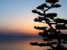 Biwako Sunset