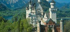 Platz 1 der Top 100 Sehenswürdigkeiten in Deutschland: SchlossNeuschwanstein