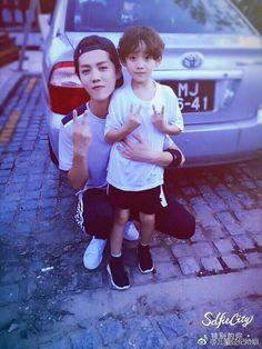 LuHan Son?...