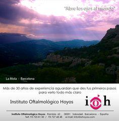 """Si quieres compartir """"tus miradas"""" mándanos paisajes o fotos curiosas que quieras que todos VEAN!!!  síguenos en http://www.iohoyos.com/"""