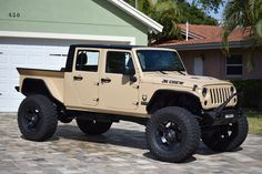 Jeep JK Wrangler Truck Conversion, who wouldn't want this? Jeep Jl, Jeep Cars, Jeep Truck, Wrangler Truck, New Wrangler, Jeep Wranglers, Diesel Brothers, Jeep Brand, Top Luxury Cars