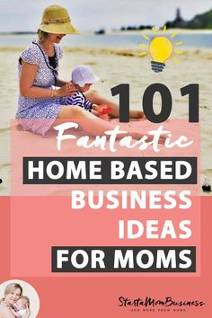 101 Fantastic Home Based Business Ideas for Awesome Moms to Start From Home. If you're looking for the perfect business idea to start a business, this post is f. Start A Business From Home, Work From Home Tips, Home Based Business, Starting A Business, Make Money From Home, Business Tips, Online Business, How To Make Money, At Home Business Ideas