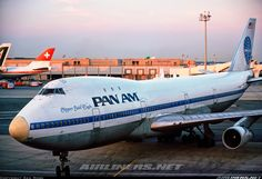 "[Pan American World Airways] (Pan Am), Boeing ""Clipper Bald Eagle,"" [ex-""Great Republic,"" later renamed ""Queen of the Pacific,"" served Pan Am Boeing 707, Boeing Aircraft, 747 Jumbo Jet, Aviation Fuel, Civil Aviation, James Bond Movie Posters, All Airlines, International Airlines, Pan Am"