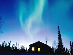 On this February weekend, I'm a guest at Blachford Lake Lodge, a truly Northern getaway that's a 25-minute ski-plane trip from Yellowknife, on Blachford Lake. I've just stepped out of a hot tub that sits on the lodge grounds, below one of their aurora borealis viewing decks. Because, yes, there's a place in the world where you can watch the Arctic's famous northern lights from a hot tub.