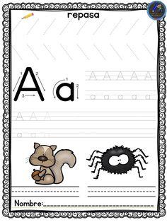 Completo cuaderno para repasar las VOCALES más de 50 fichas Material de trabajo de lecto-escritura, para trabajar las vocales con niños de 5 años y niños de primer grado. En este grupo de fichas...