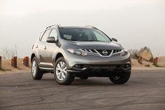2014 Nissan Murano Photos
