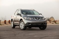 2014 Nissan Murano Photos