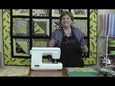 Magic Square Quilt Tutorial Using Pre-cut Fabrics - YouTube
