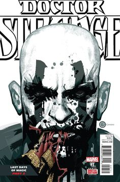 MARVEL COMICS (W) Jason Aaron (A) Chris Bachalo & Various (CA) Chris Bachalo LAST DAYS OF MAGIC, PART 2 • As all of his magic dissipates, Doctor Strange is at the mercy of THE IMPERATOR! • The powerle