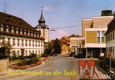 Bad Neustadt a.d.Saale - Kurviertel