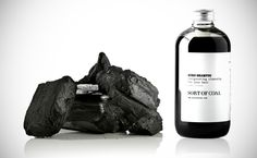 for your skin & hair : coal usage