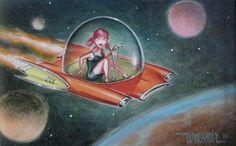 Space Angel - Keith Weesner