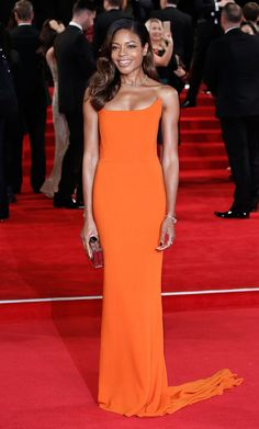 "Naomie Harris - ""Spectre"" - Stella McCartney"
