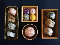 Japanese Rice Balls (Onigiri) Recipe