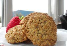 Dans la cuisine de Blanc-manger: Galettes au gruau Dessert Recipes, Desserts, Ajouter, Snacks, Meals, Cookies, Food, Muffins, Princess