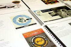 portfolio of work with descriptions
