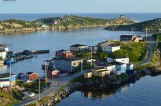 Rose Blanche, Newfoundland, Canada