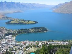 Queenstown NZ. Absolutely fell in love with the place, it was so hard to leave. Lots of happy memories!