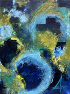 Birch, Wax, Cold, Interior Design, Abstract, Artwork, Painting, Nest Design, Summary