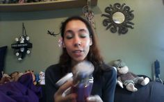 Review from Natosha Miller Stainless purple coffee travel mug at amazon.com
