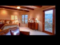 Albuquerque Real Estate - Welcome to this simply elegant sample of a custom SW Style Luxury home.