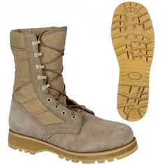 Rocky Sv2 Air Force Sage Green Vented Boots Military
