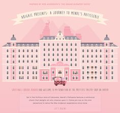 A Journey to Mendl's Patisserie on Behance