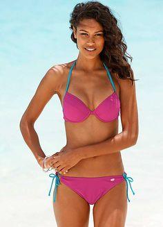 KangaROOS Pink Push-Up Bikini