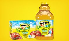 *New Coupon* Save $1.00 off any ONE (1) Mott's For Tots Juice (any size, any variety) @Motts
